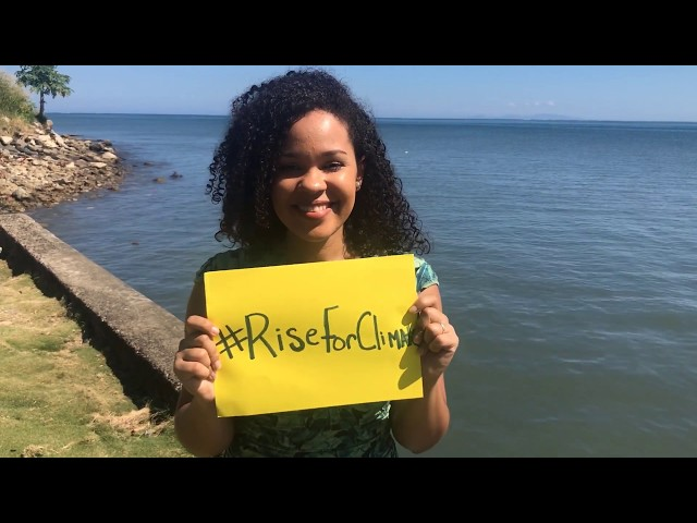 #RiseForClimate Live Coverage Tips