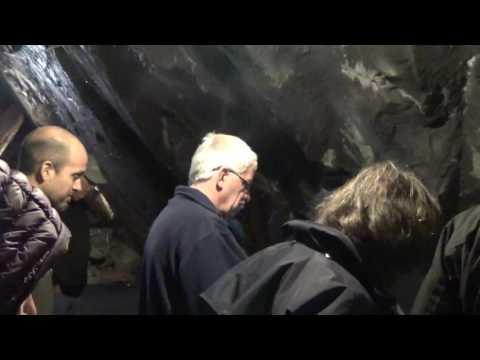 Ashland Pennsylvania - Anthracite Coal Mine Tour 2017