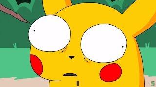 PIKACHU TIENE UN PROBLEMA   Animación Pokémon