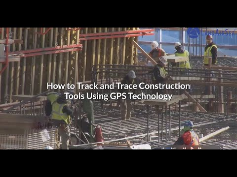 How To Track And Trace Construction Equipment Using GPS Technology