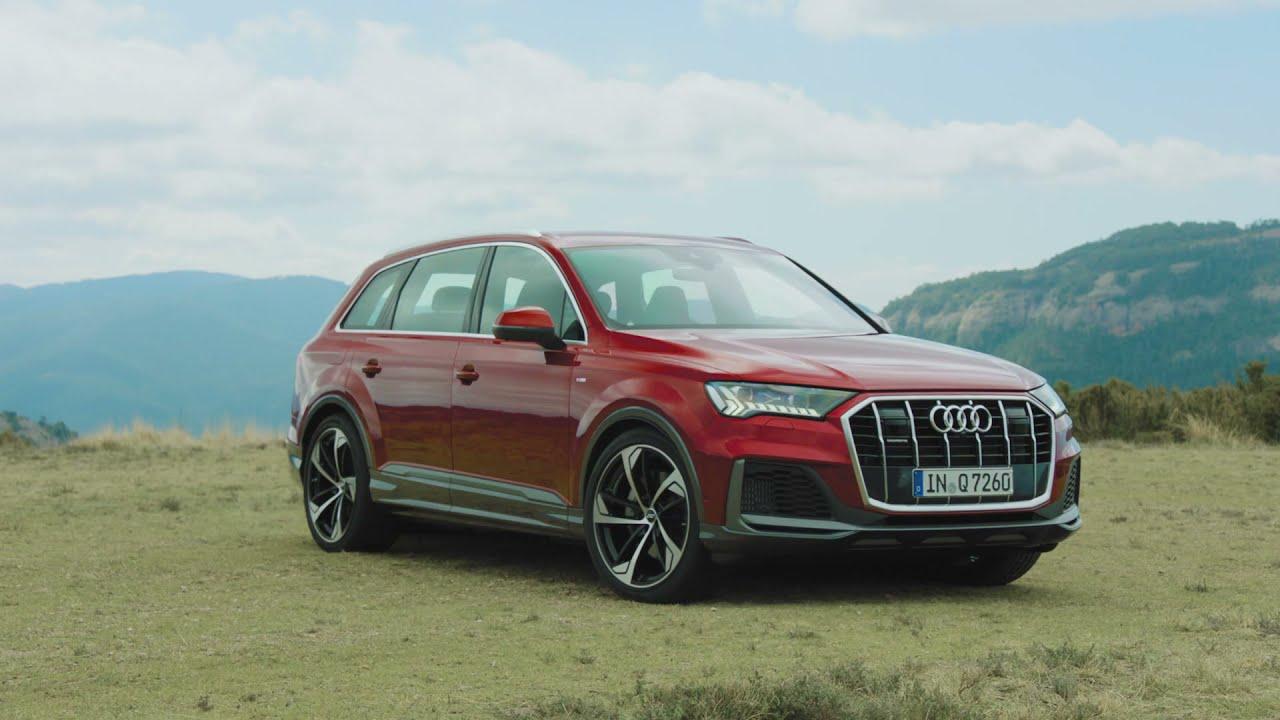 2020 Audi Q7: Refresh, Changes, Arrival >> 2020 Audi Q7 Footage