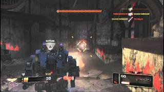 Warhammer Space Marine: Dreadnought DLC Gameplay