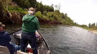 Риболовля, чого не робити і чому, сьомга, лосось, партер