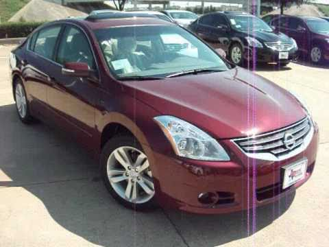 2010 Nissan Altima 3.5SR Sedan Start Up, Exterior/ Interior Tour ...