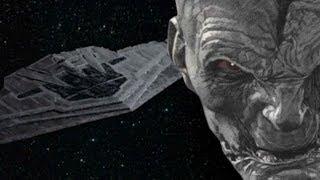 Snoke's Mega Star Destroyer In Star Wars: The Last Jedi Is HUGE