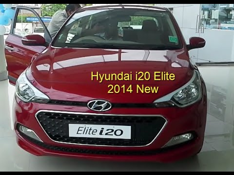 Hyundai Elite i20 Latest Car Price Review India 2014 - YouTube