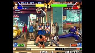ACA KOF98 Ricky vs Tacho de Cagada