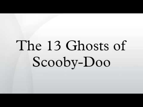 The 13 Ghosts of ScoobyDoo