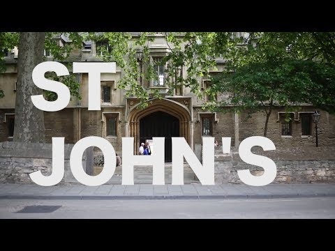Welcome to St John's College Oxford!