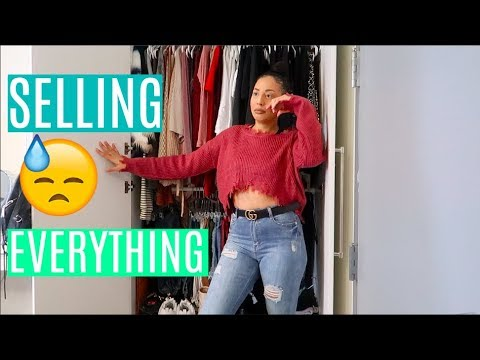 Let Me Explain Why I'm Selling All My Stuff