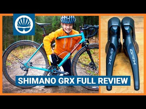Shimano GRX Gravel Groupset SUPER In-Depth Review   2× Ain't Dead