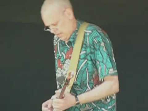 Ducks Deluxe 'Daddy put the bomp' Rhythm festival '09