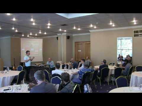 The Four Fields Discussion and Sharing GCE 2016 European Pastor's Summit