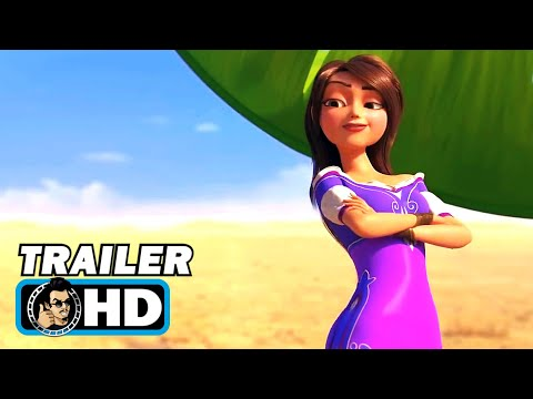 CLARA Official Trailer #1 (2017) Animated Adventure Movie HD