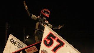 Kyle Larson wins @ Path Valley Speedway 7/2/17