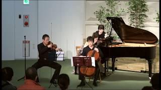 Enrique Granados (1867-1916) Piano trio, op.50(1895) -- 2mov グラナ...