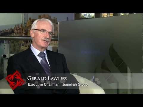 Executive Focus: Gerald Lawless, Executive Chairman, Jumeirah Group