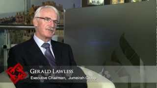 Executive Focus: Gerald Lawless, Executive Chairman, Jumeirah Group