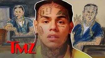Tekashi 6ix9ine Sentenced, Snitching Pays Off   TMZ