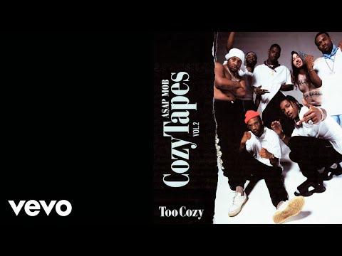 A$AP Mob - BYF (Audio) ft. A$AP Rocky, A$AP Ant, Smooky MarGielaa