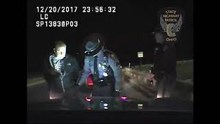 Video shows Cleveland police officer get his second drunken-driving arrest