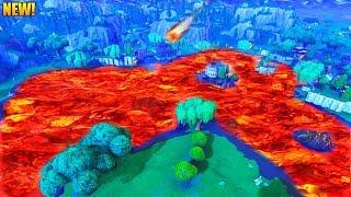🔴 FORTNITE VOLCANO EVENT AT LOOT LAKE!? // Fortnite Season 6 Is Starting  // Fortnite Gameplay