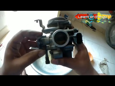 How to clean a Carburetor at home.