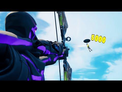 fortnite broke bows...