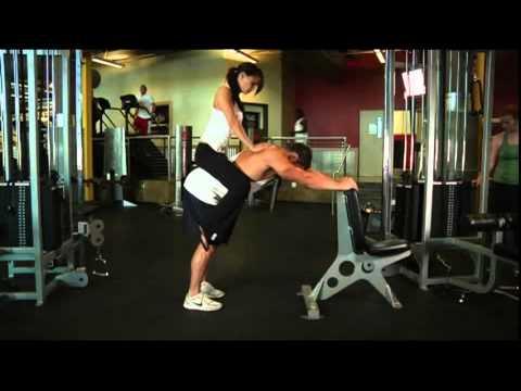 упражнение ослик - подъемы на носки в наклоне
