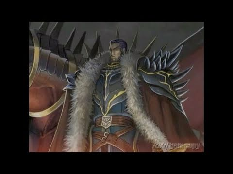 Fire Emblem: Path of Radiance GameCube Trailer - E3 2005