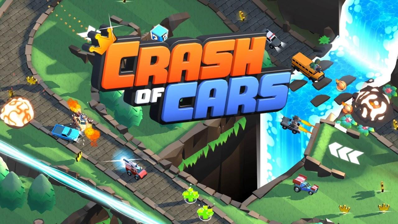 نتيجة بحث الصور عن Crash of Cars android