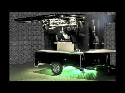 LEON 1 Der Neue Ausschankwagen