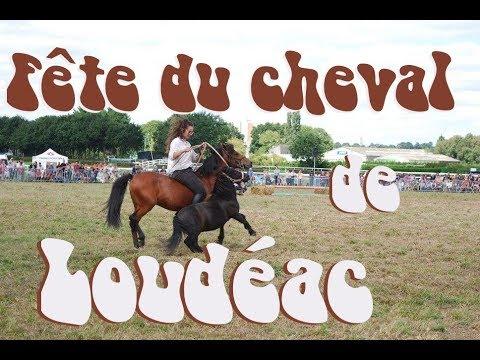 VLOG n°13 : Fête du Cheval de Loudéac - journée avec Maeva et sa troupe