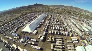 Image result for quartzsite rv show 2017 dates
