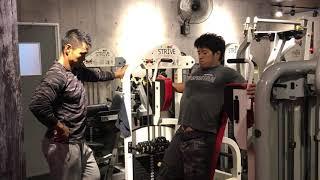 #ROKUGOU#yuhei#ジェラシック#ジェラシックacademy#トレーニング#ジュラシック木澤#筋肉#胸