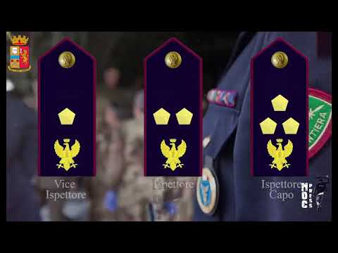 """In """"sub lege libertas"""" [VIDEO] la Polizia di Stato festeggia l'anniversario con i nuovi distintivi di qualifica"""