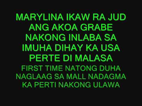 Jayson in town Marylina [Lyrics]
