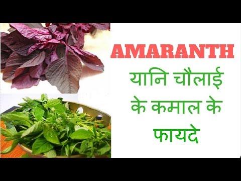 Health benefits of Amaranth || चौलाई के कमाल के फायदे