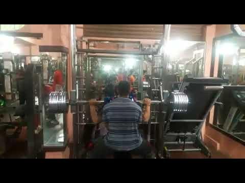 Leg press workout @ BBC gym malakpet(15)