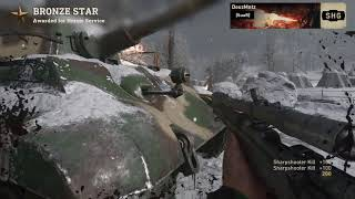 First Clip With New Sniper - WW2 Five Man