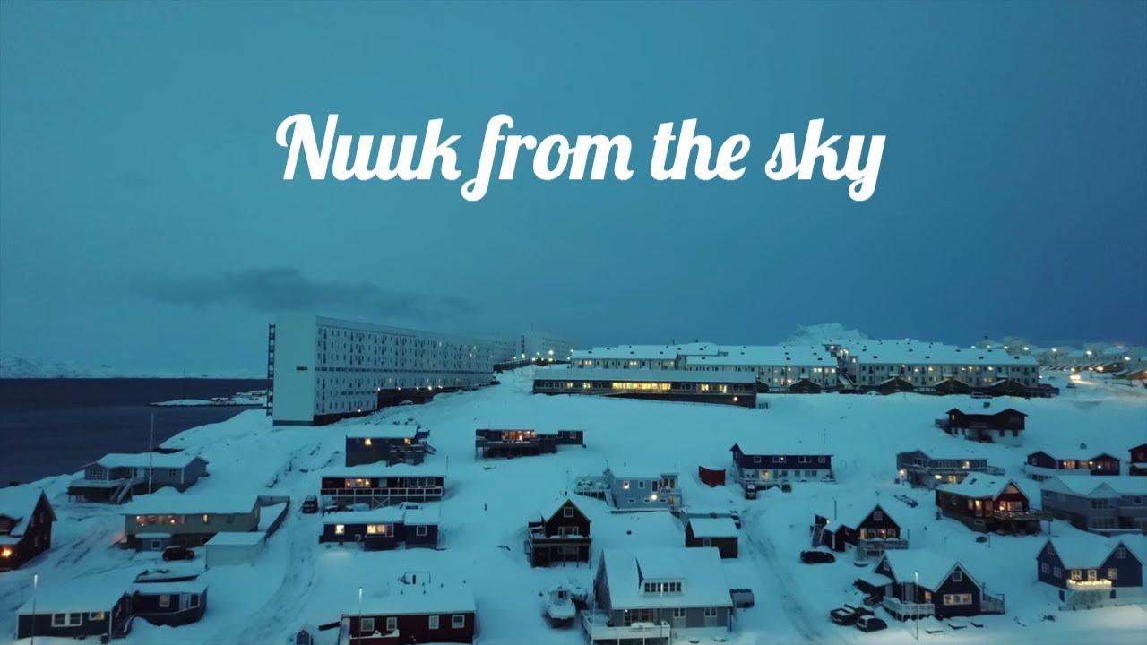 Y a este vídeo solo le falta el ¡Feliz Navidad!. La nieve a granel en esta preciosa ciudad.