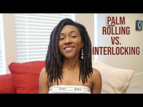 Palm Rolling Vs. Interlocking