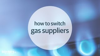How to Switch Gas Suppliers with bonkers.ie