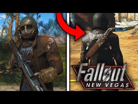 Fallout 3 & New Vegas In Fallout 4! (Fallout 4 Mods)