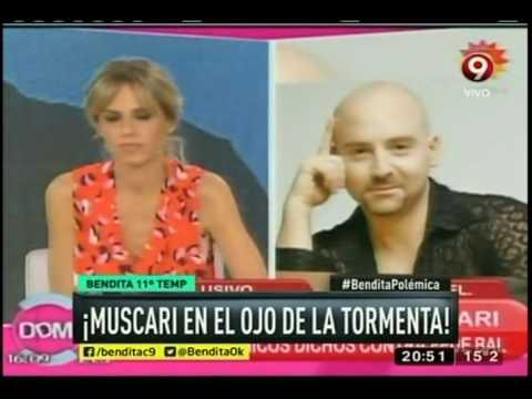 Beto Casella anunció que Muscari podría dejar Bendita