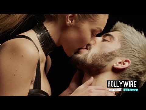 Top 8 Hottest Music Video Make Outs Of All Time!