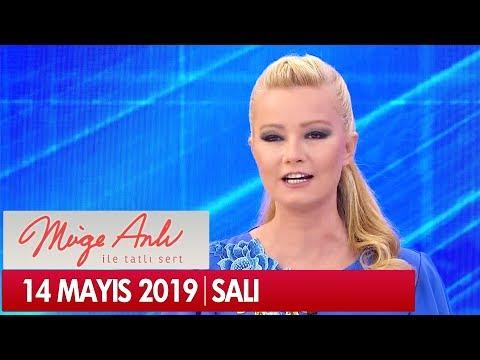 Müge Anlı ile Tatlı Sert 14 Mayıs 2019 - Tek Parça