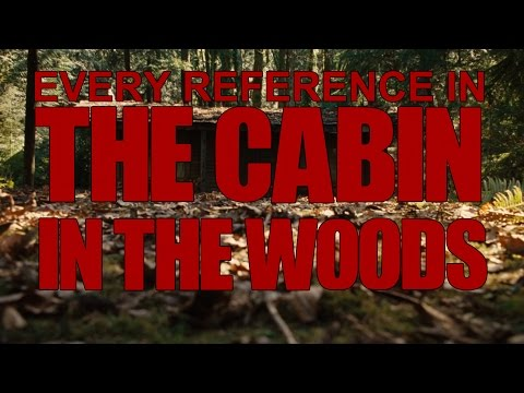 Every Reference in The Cabin in the Woods