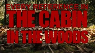 Every Reference in The Cabin in the Woods - Good Bad Flicks