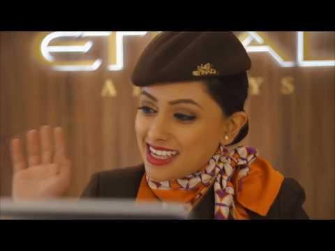 Fly With Etihad Airways 2020 / 2021